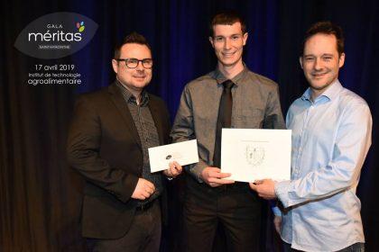 ITA Saint-Hyacinthe award of excellence